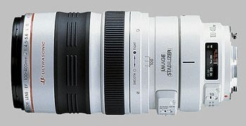 Canon EF 100-400 f4,5-5,6 L IS